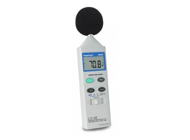 Máy đo độ ồn PeakTech 5055